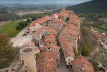 Castilla de León pueblo de frías