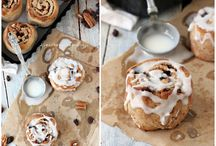 Cinnamon Roll Varieties