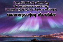 awareness joy