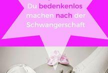 Übungen nach Schwangerschaft