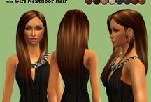 TS2CC - Hair