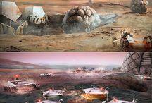 Mars/Mars related