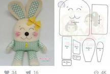 Sewing - Softies & Dolls