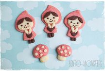 Cookies red hood / by maryna roesdy