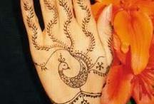 Mehndi Skin Art