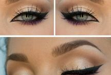 Beauty on eyes