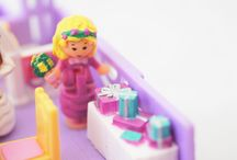 Vintage Polly Pockets / Collection