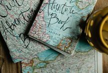 Travel / The world is a book, and those who do not travel read only a page.