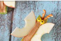 Snack Ideas - Kids / Fun snack ideas for kids.