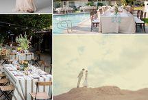 Desert Wedding Concept