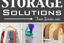 For the Home / Apartment/storage / by Lizzy McCawley