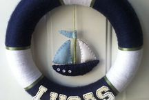 Nautical Nursery / It's a Boy