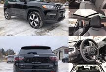 Jeep Compass SUVs / New Jeep Compass SUVs from Vance Motors, Bancroft, Ontario