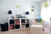 House: baby room