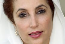 BRNAZIR BHUTTO / Benazir Bhutto ( 21 June 1953 – 27 December 2007) was a Pakistani politician and stateswoman who served as the 11th Prime Minister of Pakistan for two non-consecutive terms from 1988 to 1990 and then from 1993 to 1996. A scion of the politically powerful Bhutto family, she was the eldest daughter of Zulfikar Ali Bhutto, a former prime minister himself who founded the centre-left, social-democratic Pakistan Peoples Party . She holds the status of being the first female leader of a Muslim country.
