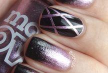 Nail art /hair