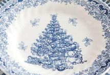 Christmas in Blue / by Barbara Wedderman