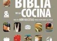 Biblia de la Cocina y otros