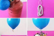 Up, Up & Away - Balloons