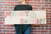 holidays. / by Kimberly