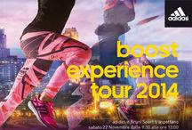 ADIDAS BOOST EXPERIENCE