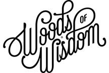 Typography / by Viv's Araújo