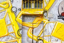 Sokak resimleri&İlistrations&fantasy&comic