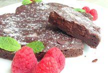 Healthy baking/desserts