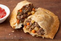 Ground Meat Pies / Recipes to try and/or keep for pies using ground meats.