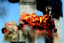 9-11 / My Daughter was in the North Tower on the 55th Floor when the plane hit. She Survived..Many Didn't. So This Board is about that Day and What Happened..  / by Viona WorleyHowery