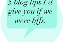 Blogging / by Kelly @ Whipping Thru Life