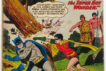 Batman / http://tinyurl.com/ebaymadandcracked / by Jean De La Garza