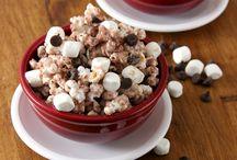 Recipes to Try--Snacks