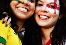 World Cup 2014 - Faces of Girls