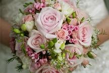 Svatba květiny