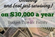 Thriving (and not just surviving) on $30,000 or less!