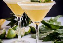Fancy cocktails