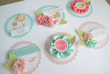 Documenting Life - Embellishments / Creative ideas on making your own embellishments