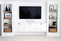 Entertainment Centre with Storage