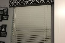 No Sew Window Treatments / Updating your Windows inexpensively and easy