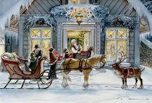 Новый год и Рождество / Новый год и Рождество