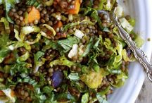 Plant Based Recipes / Tasty vegan + vegetarian dishes to fuel your plant based diet.