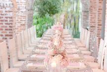 Deco table incluant place des mariés