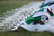 Band Geek / The love of music, the love of band, the love of Drum Corps International. / by Annette Kolnitys