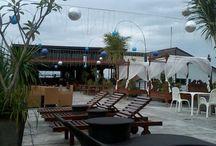 Kopi Langit, Umalas Residence, Jalan Umalas II no. 83,cosy  & casual rooftop bar, enjoy all kinds if cocktails