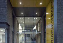 University Entrances