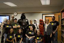 Star Wars Reads @ USF