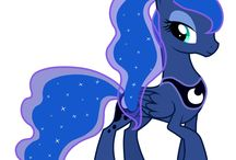 princess Luna / For all we will able her children of the night.