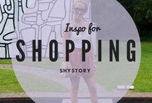 Shopping inspo