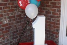 Little Red Wagon Birthday